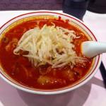 蒙古タンメン中本新宿店で北極ラーメンを食べた感想