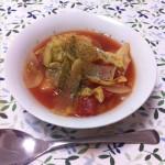 【体験談:ダイエット】脂肪燃焼スープを作ってみた感想 3日目