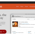 【wordpress:プラグイン】会員制サイトを作るのでBuddyPressをインストールしてみた