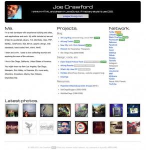 joecrawford.com 2012