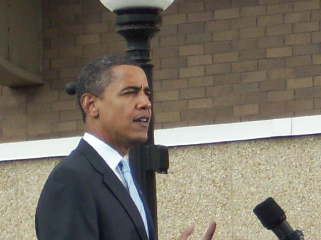 MN: Obama in LaCrosse - IUPAT