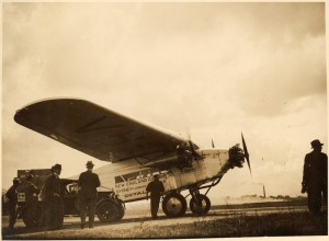 [New England Airways Royal Mail, Australia, ca. 1930s]